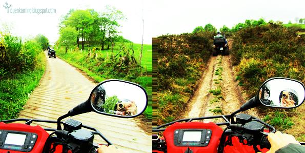 Ruta en Quad en Asturias Cangas de Onís