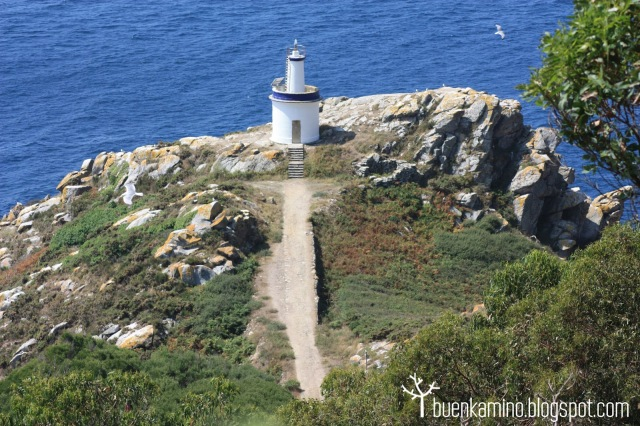 Faro da Porta Islas Cies