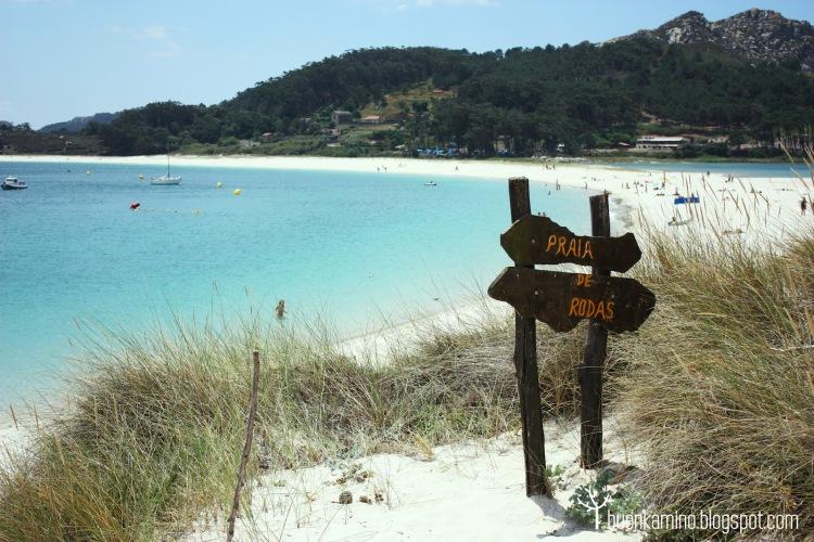 Islas Cíes, acampando en una de las 10 mejores playas del mundo.