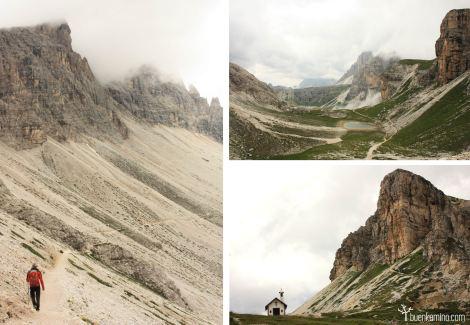 Rutas Tres Cimas Lavaredo Alpes