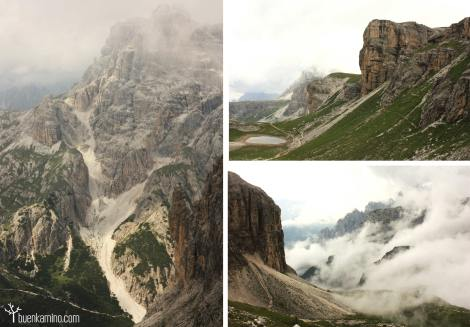 Senderos Dolomitas
