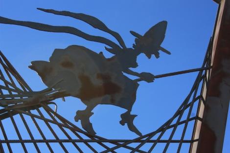 Parque brujas aragon