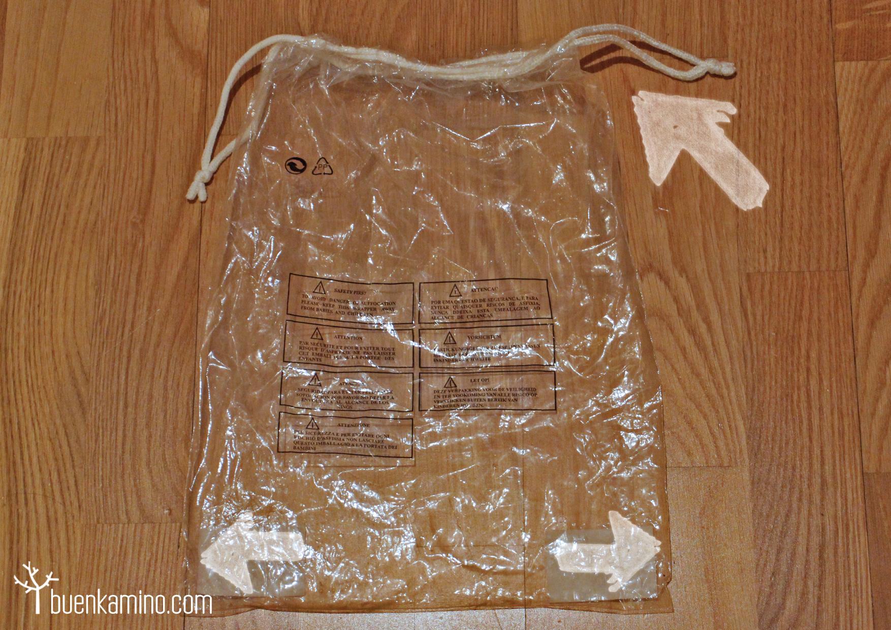 Ruticonsejos truco para organizar tu mochila de trekking - Bolsas de plastico con cierre ...