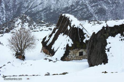 Parque Somiedo Cabañas de Teito