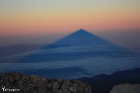 Sombra del Teide Canarias
