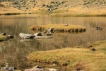 Lagunas parque nacional