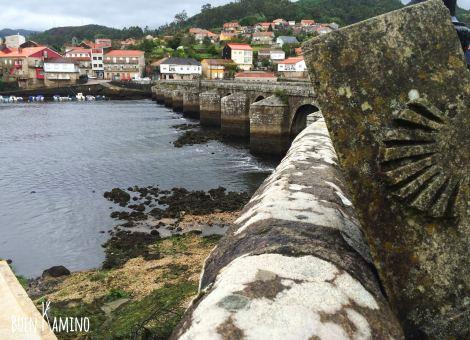 Rias Baixas Camino Portugues