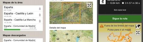 Descargar mapas wikiloc